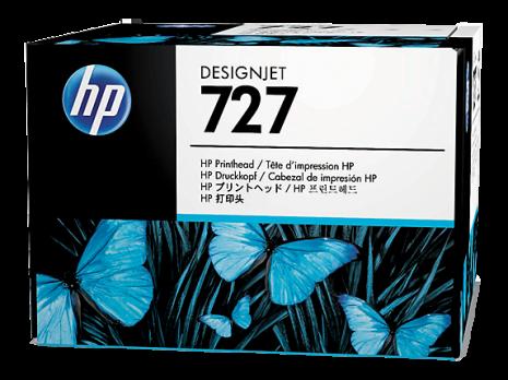 Skrivhuvud Alla Färger HP T920