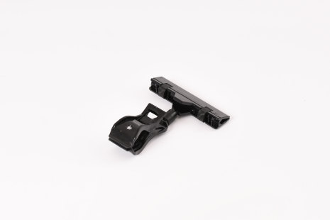 Stor Klämma 80mm Svart