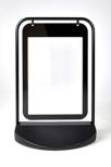 Swinger Sign 50x70 - Nytt stilrent skyltställ tillverkat i aluminium och plast.