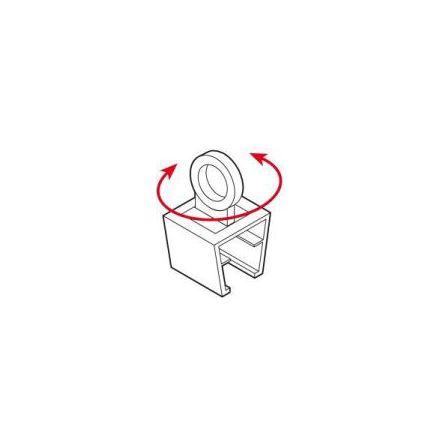 Ögleclips för ramar vridbar A6-A3
