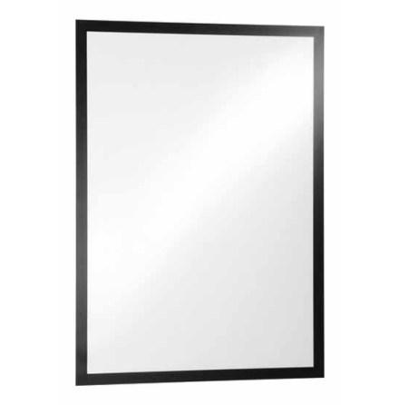 Fönsterram A6-A4-A3 svar eller silver ram 2-pack
