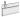 List 26mm för alla typer trådkorgar Transparant 885mm