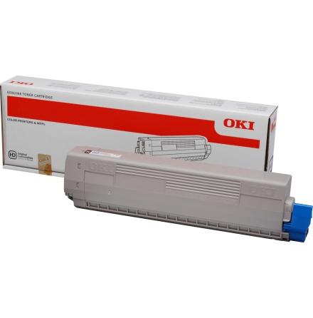 Toner OKI C822