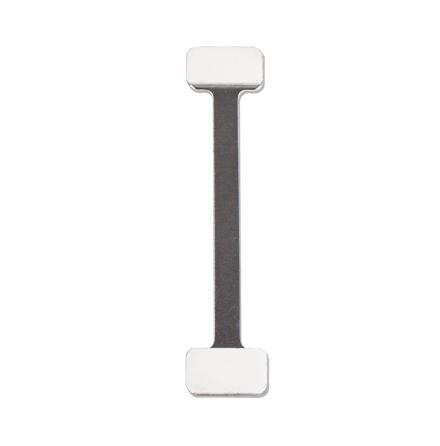 Aluminium Vippa med alu75mm