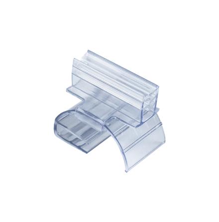 Hylltalare - Liten tillverkad i plast med justerbar vinkel