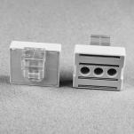 Magnetfäste parallell för ram