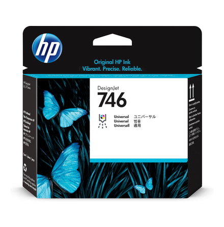 Skrivhuvud HP DesignJet Z6