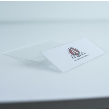 Plastficka för bord 120x50