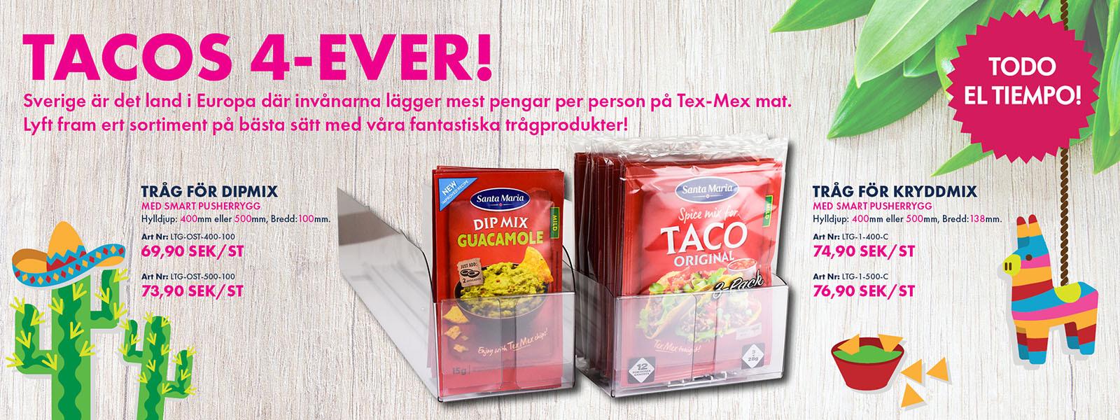 Taco Tråg