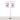 T-golvställ-längd på arm 500mm Höjd 1000-1900mm