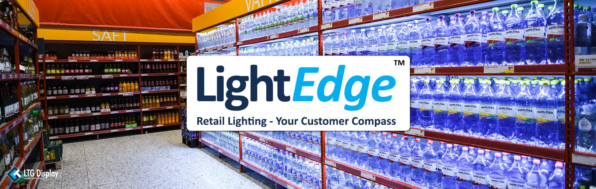 LightEdge - Retail Lighting