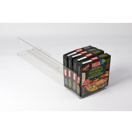 Pushertråg Singel 570x148mm, MT för frysta produkter